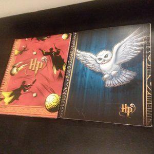 Harry Potter Notebooks (2)